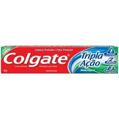 Creme Dental Colgate Tripla Ação 90g