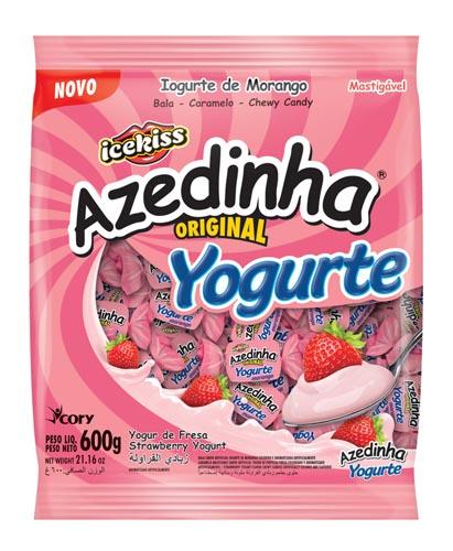 Bala Azedinha Iogurte 600g
