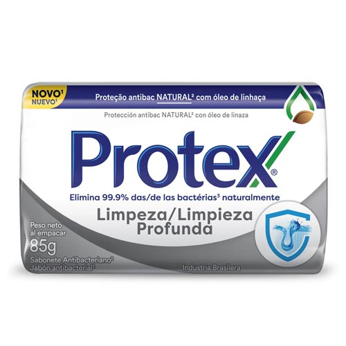 Sabonete Barra Protex Limpeza Profunda Original 85g