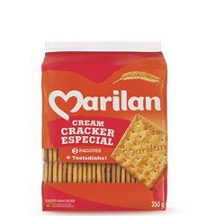 Biscoito Marilan Cracker Especial 350g com 3 und
