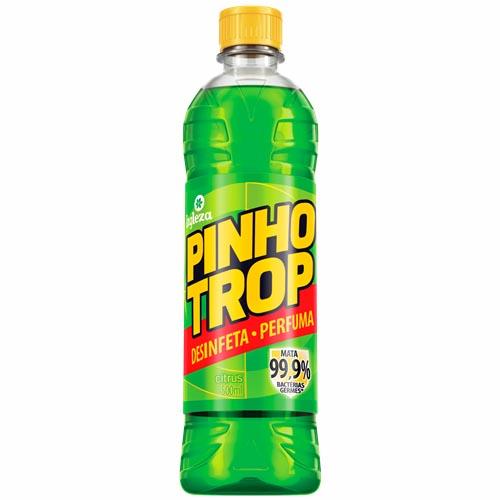 Desinfetante Pinho Trop Citrus 500ml