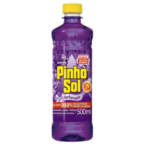 Desinfetante Pinho Sol Citrus Lavanda 500ml